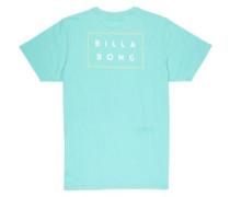 Die Cut T-Shirt lagoon