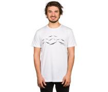 Zinai T-Shirt weiß