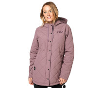 Darlington Jacket purple