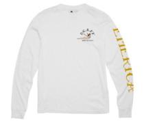 Dgaff T-Shirt LS white