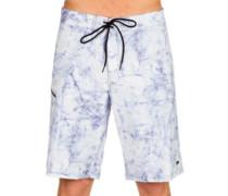 Moxie Boardshorts indigo stone print