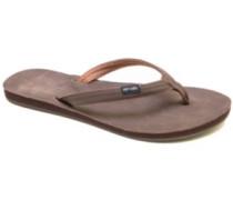 Riviera Sandals Women dark brown