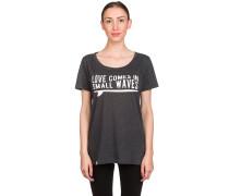 BT Love Comes T-Shirt grau