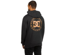 Wheel Of Steelo Zip Hoodie black