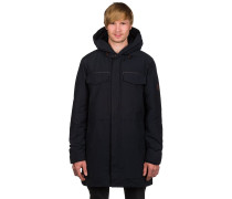 Warrington Parka blau