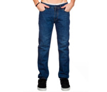 Skin Stretch Jeans mid blue 2