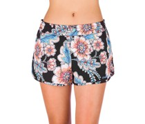 Anglet Aop Boardshorts red