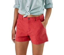 Stand Up Shorts static red