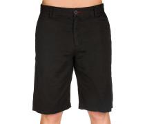 Delta Shorts schwarz