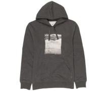 Tanon Hoodie black heather