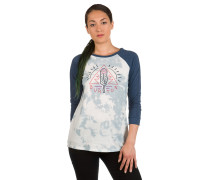 Twangy Raglan T-Shirt blau