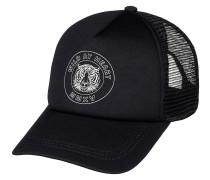 Truckin Cap schwarz