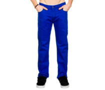 Skin Stretch Jeans cobalt blue