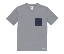 River T-Shirt grey heather