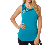 Activated Muscle Tank Top blau