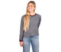Stripes Extra Long Sleeve T-Shirt