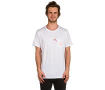 X Pink Panther Pocket T-Shirt weiß