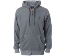 Warmer Polar Zip Hoodie pewter grey