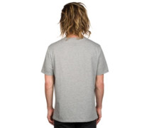 Psychedelic T-Shirt heather grey