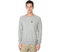 Classic Crew Sweater grau