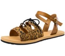 Lacey Sandals Women cheetah