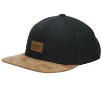Suede Cap black