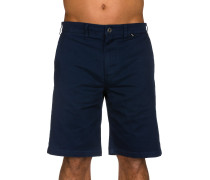 One & Only Chino Shorts blau
