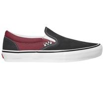 Skate Slip-On Skate Shoes pomegranate