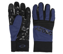 Factory Park Gloves dark blue