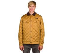 Sherpa Thermoball Jacke braun