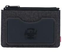 Oscar Rubber RFID Wallet black