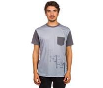 Ride High Pocket T-Shirt grau