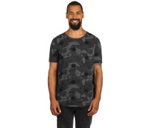 Drop T-Shirt schwarz