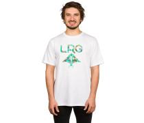 Geo Tree T-Shirt weiß