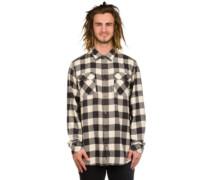 Brighton Shirt LS vanilla heather buffalo
