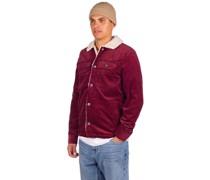 Keaton Cord Sherpa Jacket