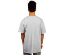 Crooks Hanya T-Shirt heather grey
