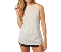 Ventilate Twistback Tank Top grau