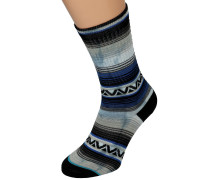 Mexi Socken blau