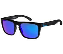 The Ferris black mat/blue Sonnenbrille