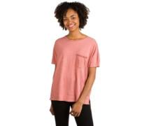 Shale T-Shirt dusty rose