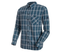 Belluno Shirt LS marine