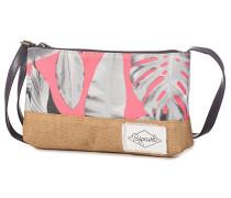 Miami Vibes Clutch Tasche pink