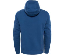 Drew Peak Hoodie shady blue