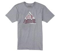 Advtr Co Slim T-Shirt grau