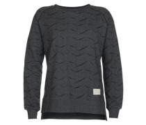 Zharon Sweater black mel.