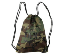 Benched Novelty Bag camo