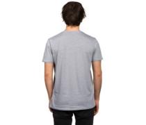 Drips Circle T-Shirt grey