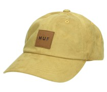 Box Logo Suede CV 6 Panel Cap
