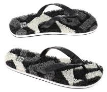 Merkin-Matrix Sandalen schwarz